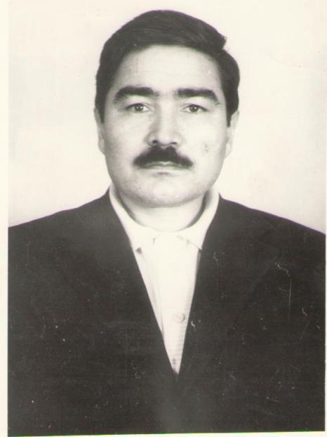 Толиб ЁҚУБОВ -1977 йил.